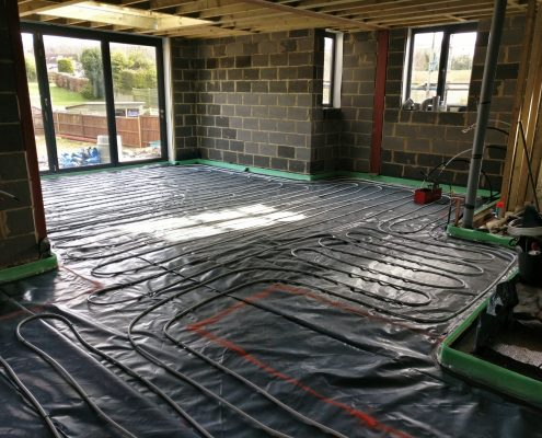 Underfloor Heating in Tunbridge Wells